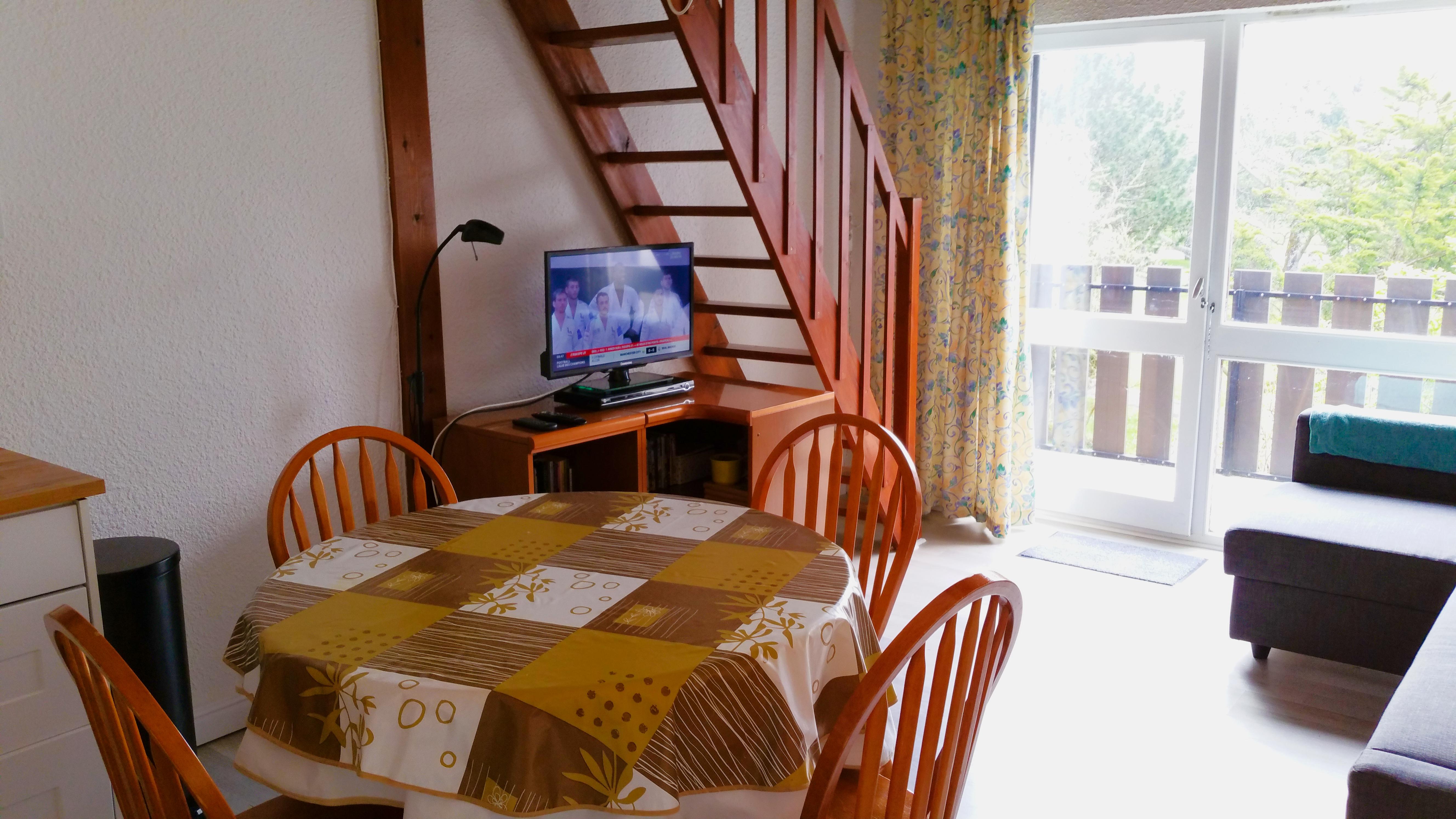May Village Apartment Le Touquet - Lounge