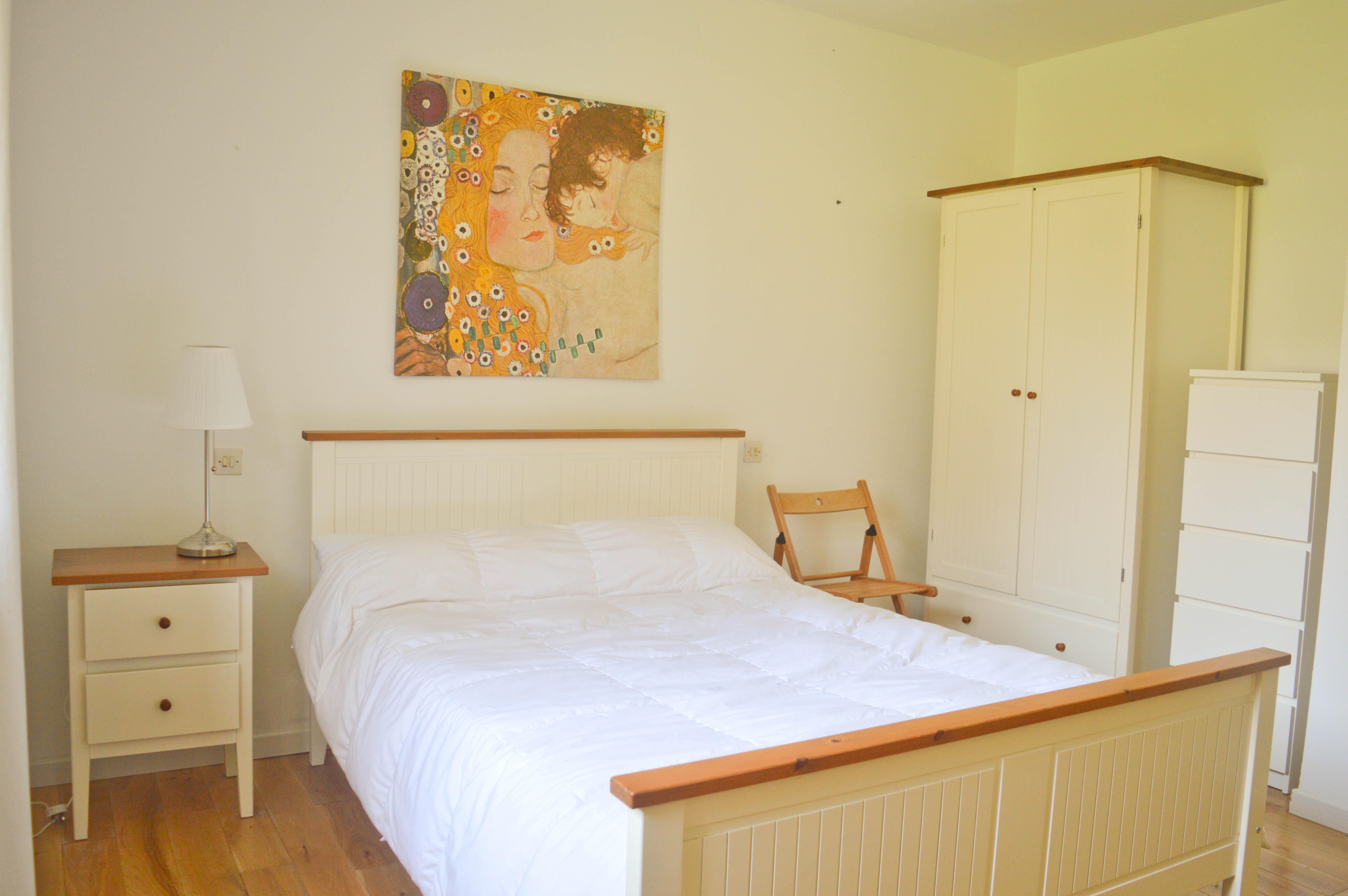 LOpale Villa Double Bedroom - Le Touquet