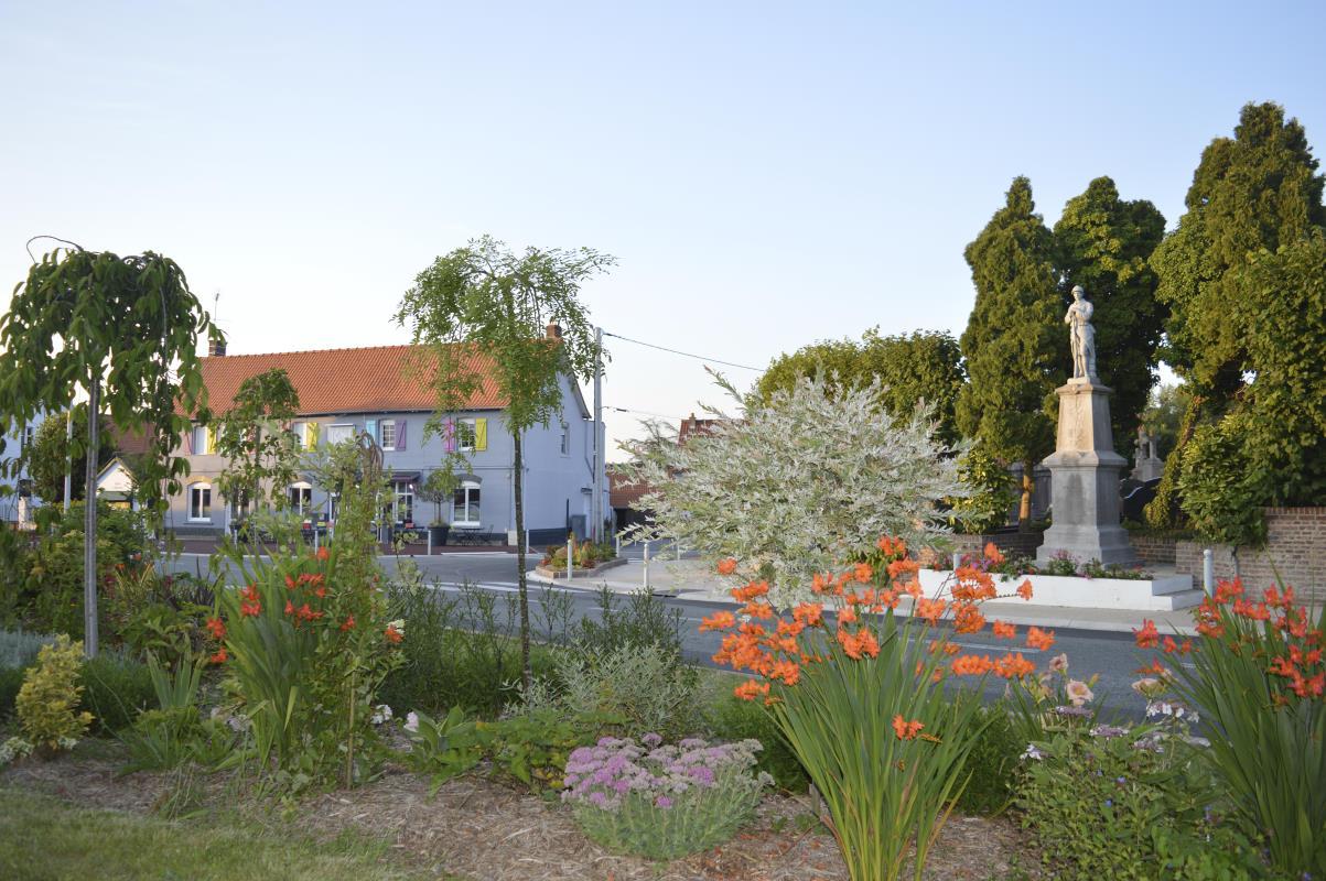 St Josse Village.