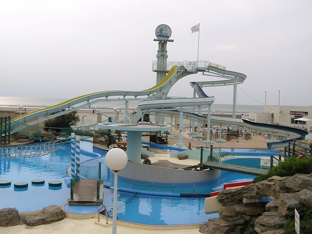 Aqualud le Touquet Slides