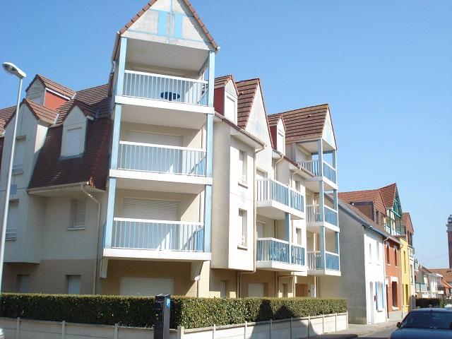 Le Touquet Apartment Columberaie External View