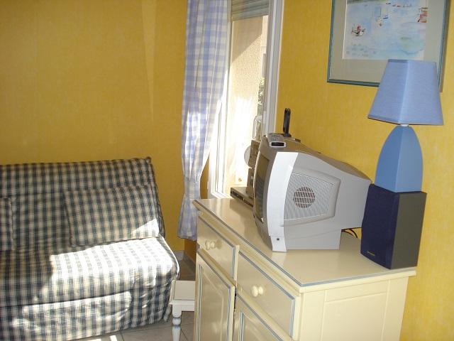 Le Touquet Apartment Columberaie Lounge
