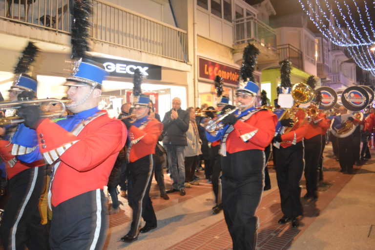 Christmas Parade - Le Touquet