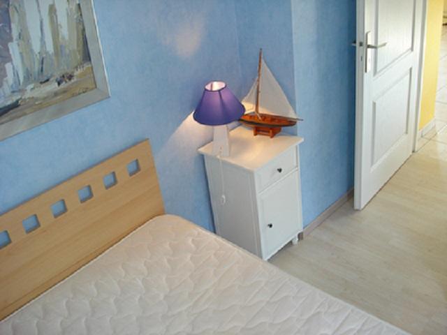 Le Touquet Apartment Columberaie Double Bedroom
