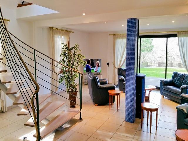 St Andre Villa to rent Le Touquet