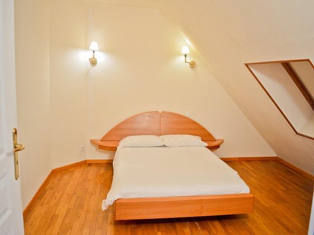 St Andre Villa to rent Le Touquet Bedroom 1 En Suite