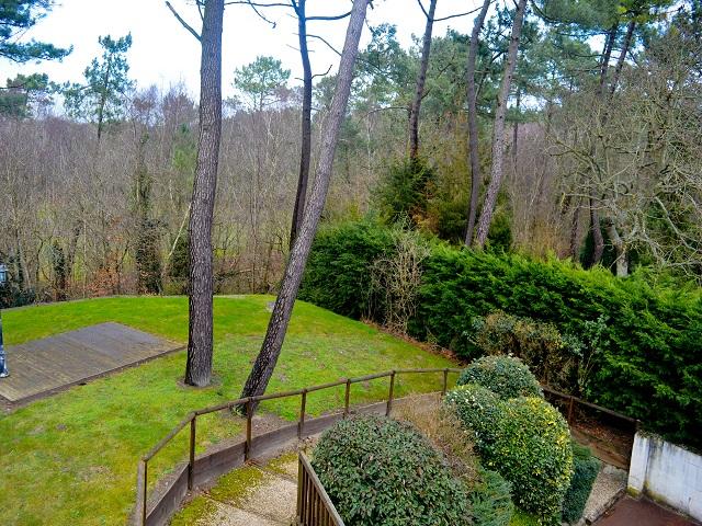St Andre Villa Rental - Garden - Le Touquet