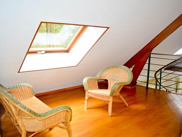 St Andre Villa to rent Le Touquet Mezzanine