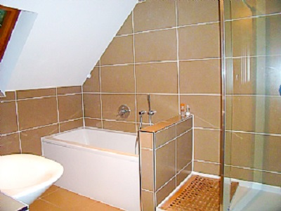 Upstairs Bathroom Holiday Rentals Le Touquet