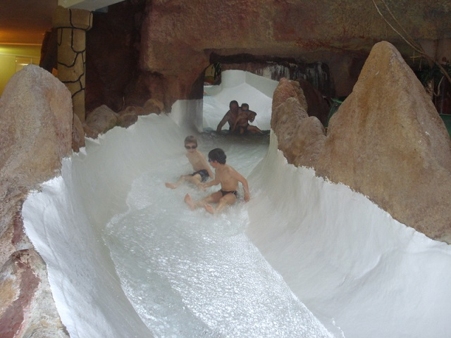 Le Touquet, Aqualud, Water Park