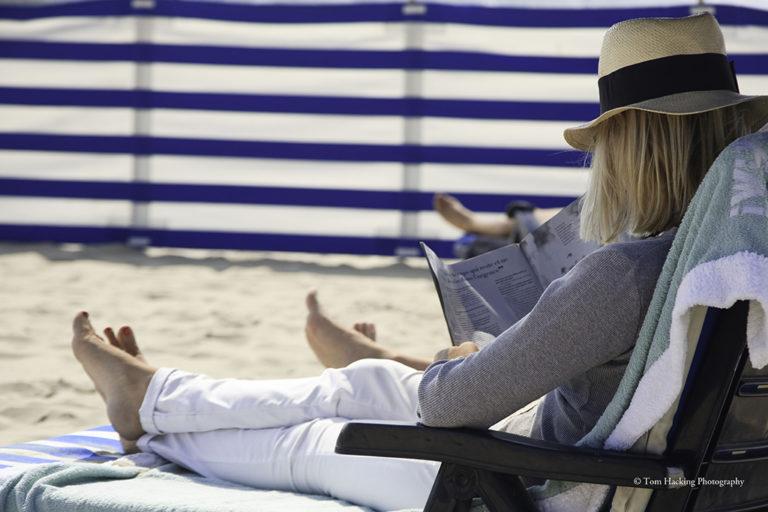 Le Touqet Beach