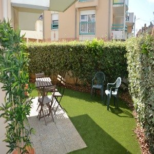 Le Touquet Colomberia Apartment with Garden