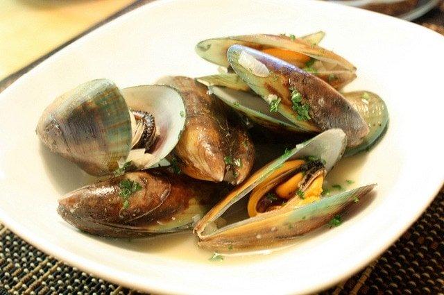 Le Touquet Mussels