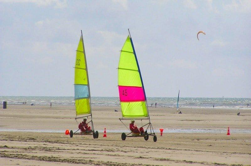Le Touquet Sand Yachts