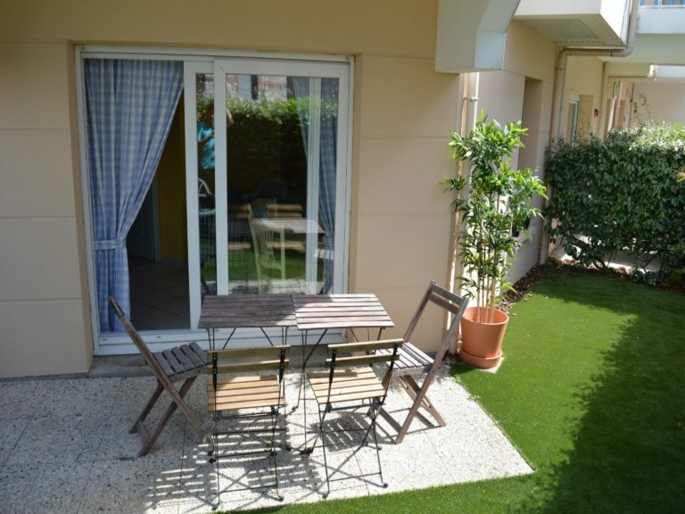 Colomberaie Garden Apartment Le Touquet