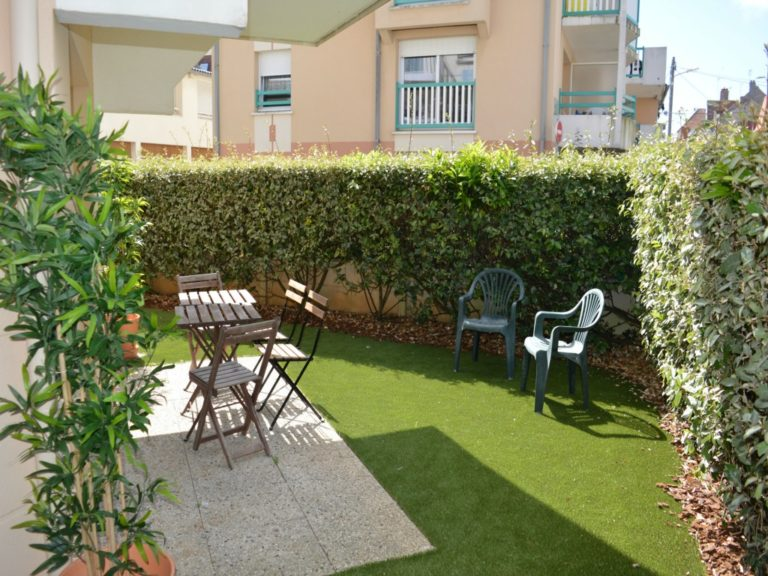 Colomberaie Apartment Le Touquet