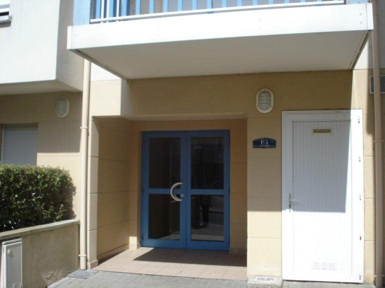 Colomberaie Le Touquet Entrance