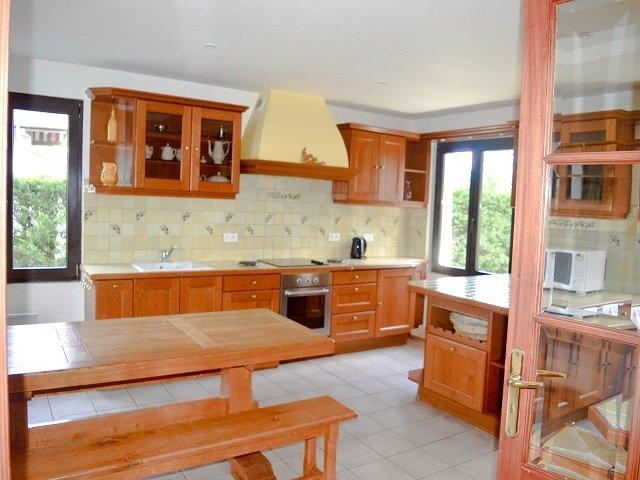 St Andre Villa Le Touquet Kitchen