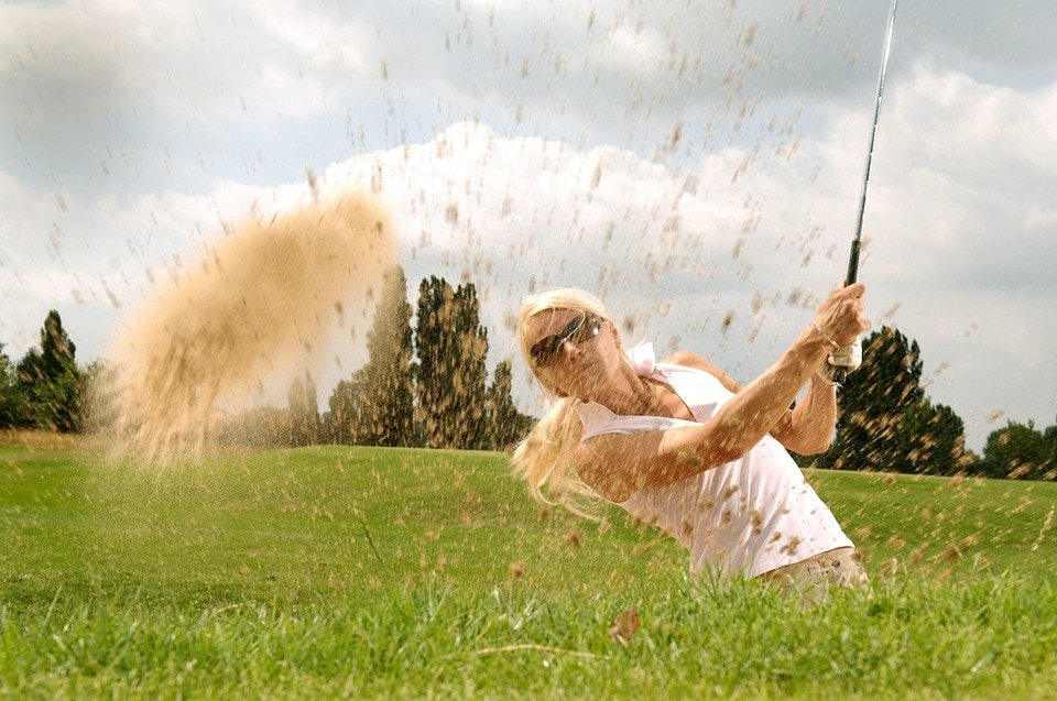 Lady Golf Le Touquet