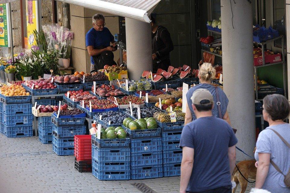 Market Le Touquet