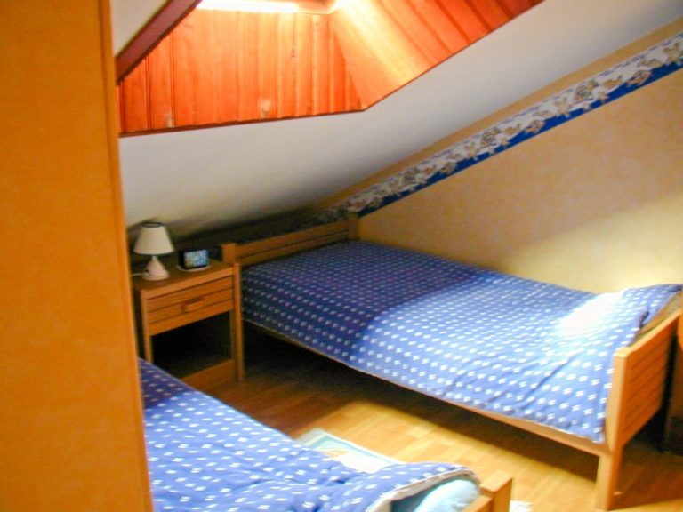 May Village Le Toquet Twin Beds
