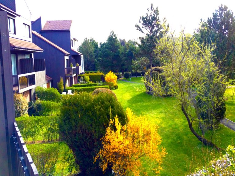 May Village Le Touquet Balcony View