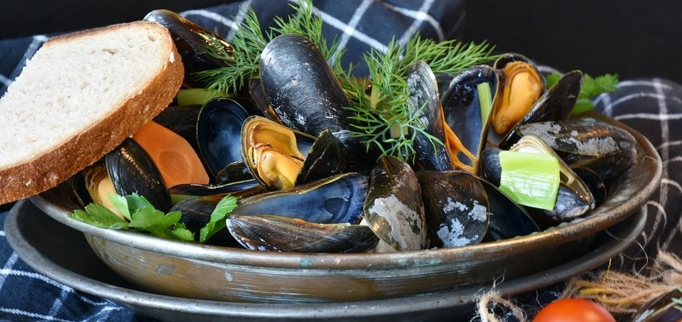 Mussels-Moules Mariner