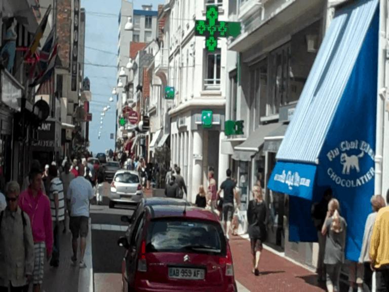 Rue St John Le Touquet