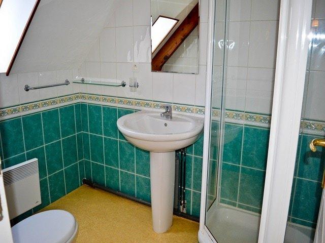 St Andre Villa Le Touquet Bathroom
