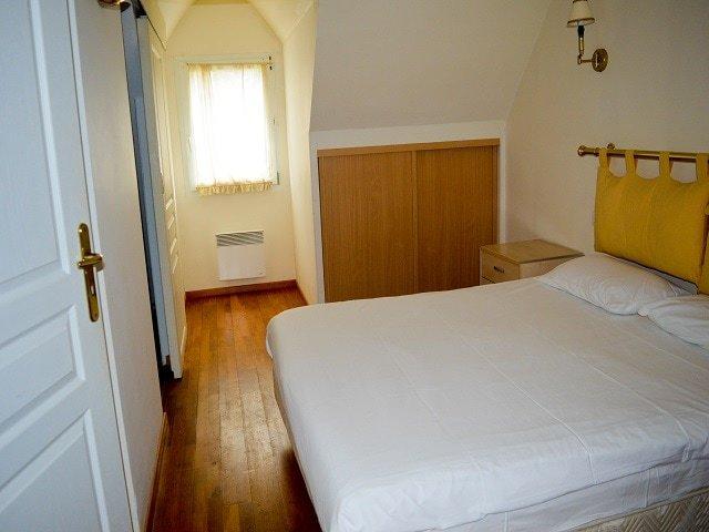 St Andre Villa Le Touquet Bedroom