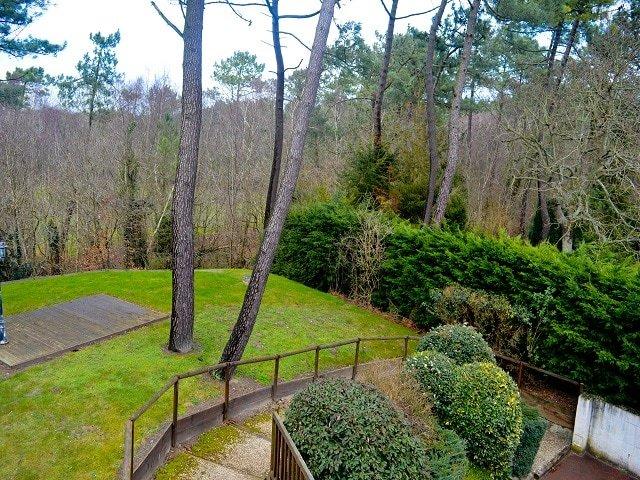 St Andre Villa Le Touquet Garden