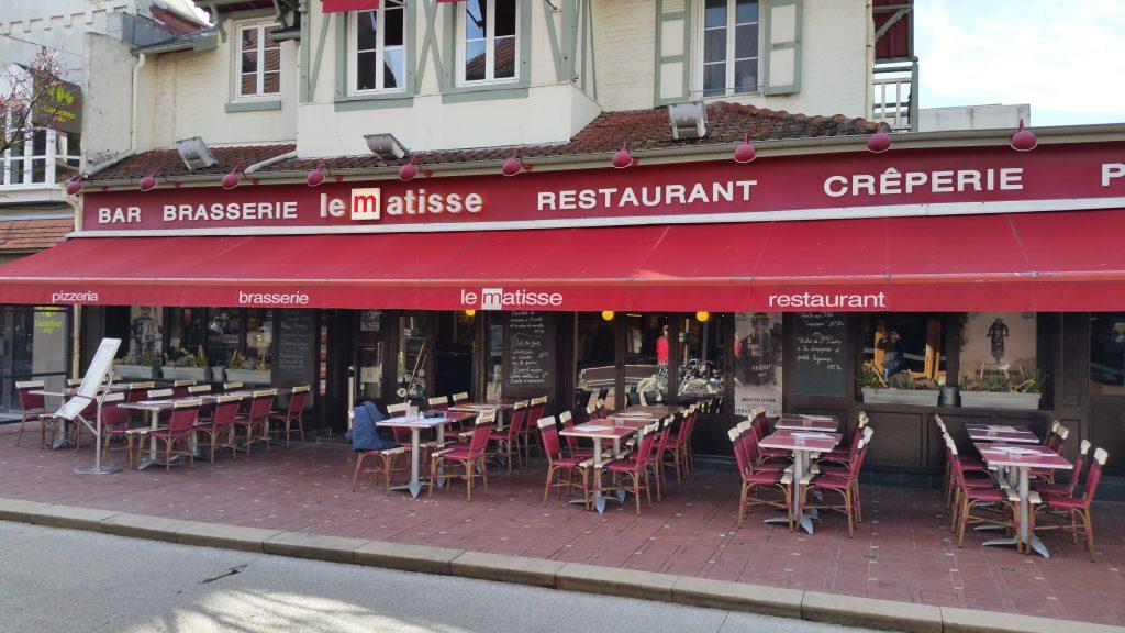 Le Matisse Restaurant Le Touquet