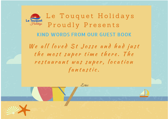 Holiday Rental for 12 - Le Touquet