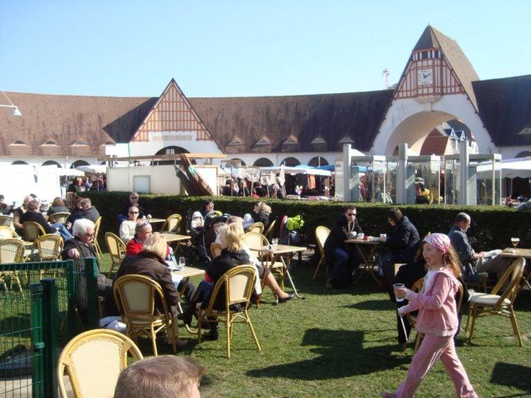 Party Le Touquet Market