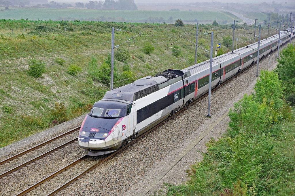 Railway Le Touquet