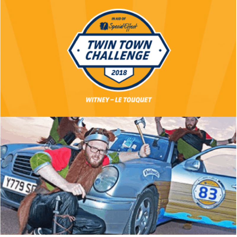 Twin Town Challenge Witney LeTouquet