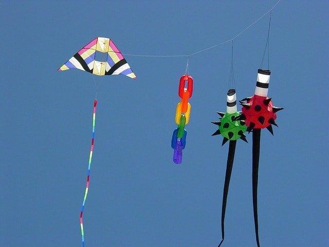 Kites Berck Plage