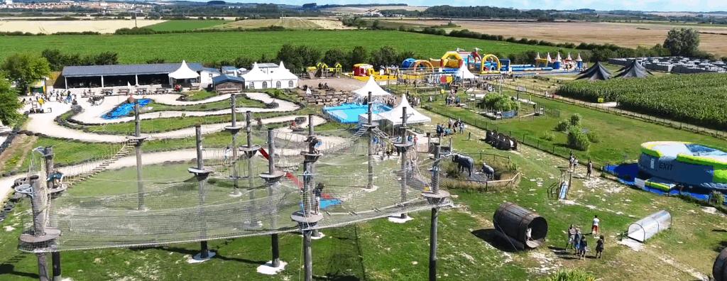 LabyParc-LeTouquet-Maze