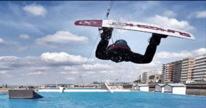 Wakeboarding Le Touquet