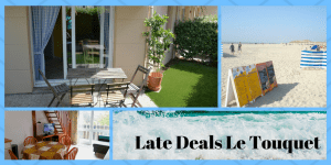 Late Deals Le Touquet