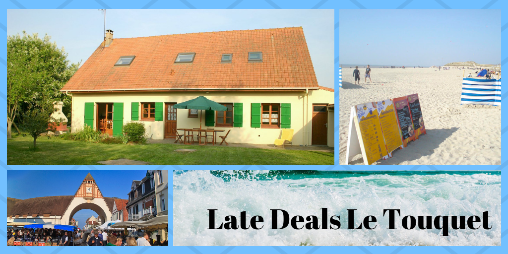 Special Accommodation Deals In Le Touquet