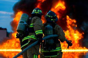 Fire Fighters Le Touquet