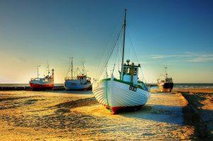 Fishing Boat Le Touquet