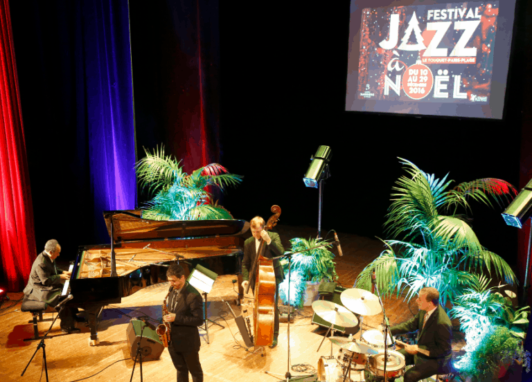 Jazz at Christmas Le Touquet