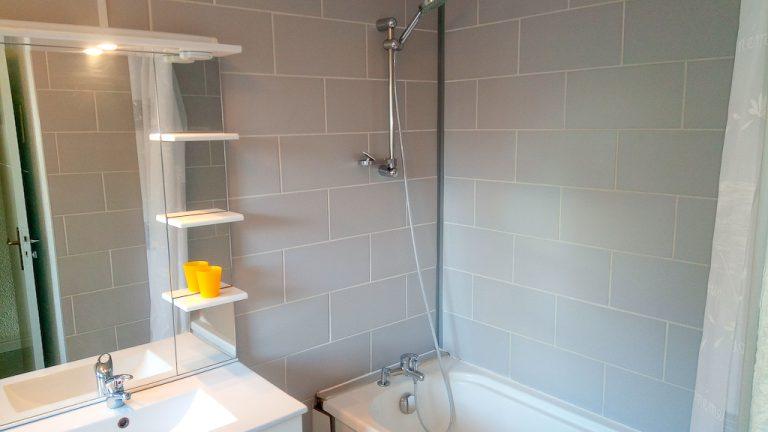 May Village Bathroom