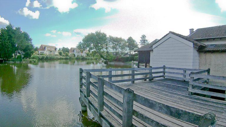 May Village LakeSide setting