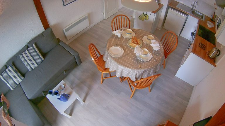 May Village Lounge from mezzanine