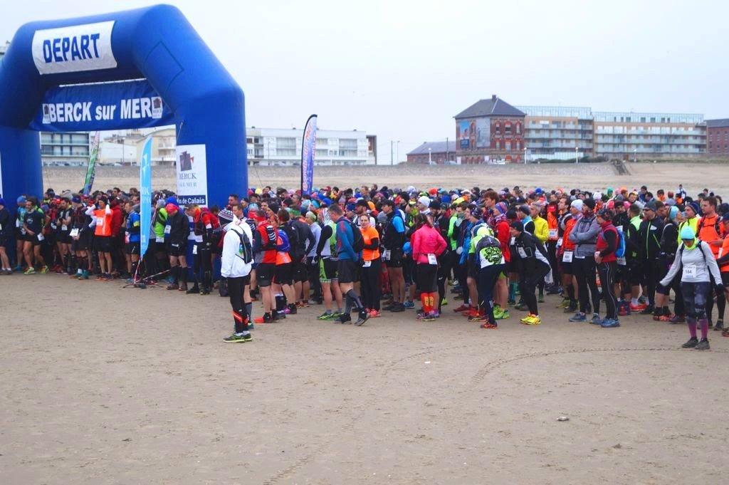 Trail Des Deux Baies – Le Touquet Trail of 2 Bays Marathon