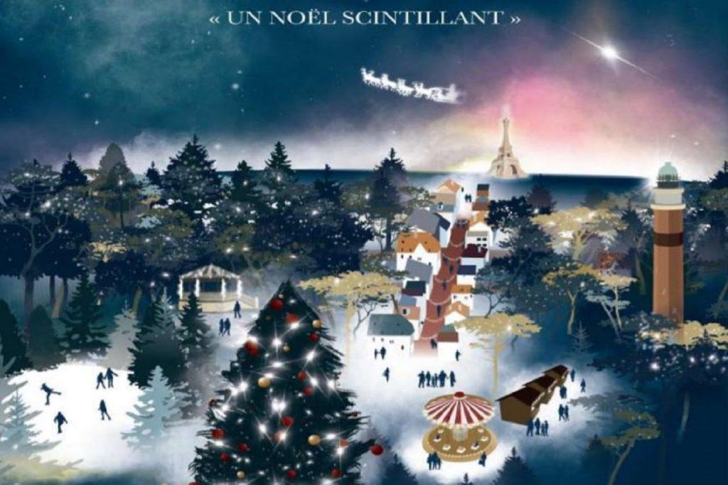 Le Touquet Christmas Lights 2018
