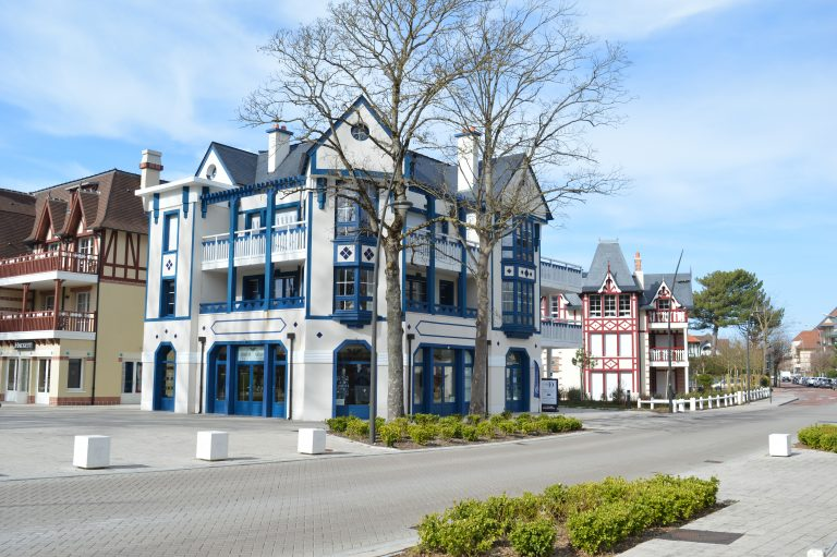 Le Touquet New Architecture